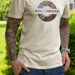 WeGrowWax Tee - Shop Now